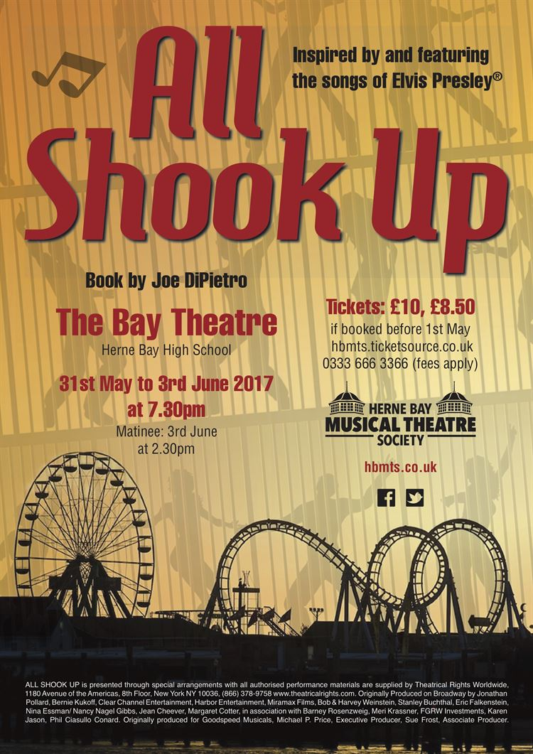 millbrook playhouse all shook up All shook up at drayton (millbrook), with previews from jun 28 jul 2 about theatre ontario's blog our blog is a home for news, analysis.