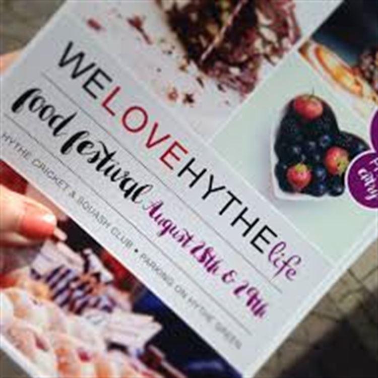 Hythe Food Festival August