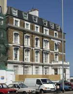 The Nayland Rock Hotel in Margate