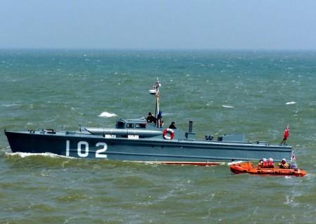 Historic Motor Torpedo Boat 39 S Visit