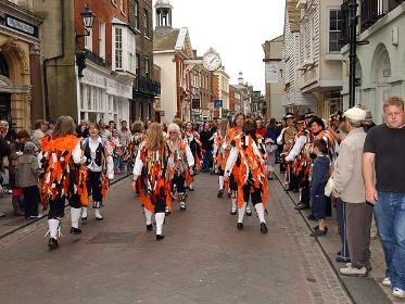The Sweeps Festival, Rochester