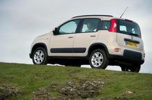 New Panda 4x4 and Trekking revealed