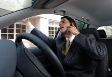 Survey reveals drivers don't get along