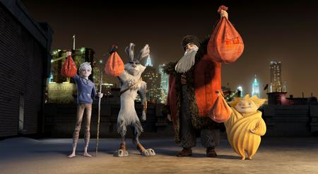 Rise Of The Guardians. Picture: PA Photo/Paramount Pictures UK