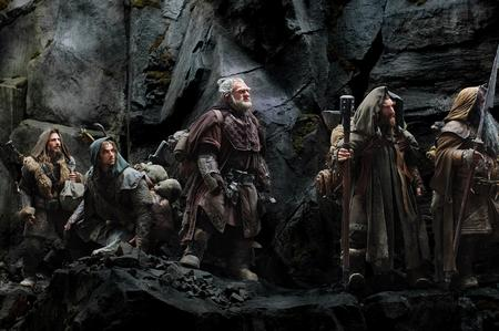 The Hobbit: An Unexpected Journey. Picture: PA Photo/Warner Bros. Pictures