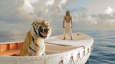 LIfe Of Pi. Picture: PA Photo/Fox Australia Film