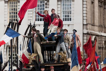Les Miserables. Picture: PA Photo/UPI Media