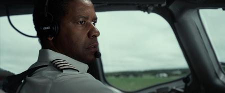 Denzel Washington as Whip Whitaker in Flight. Picture: PA Photo/Paramount Pictures.