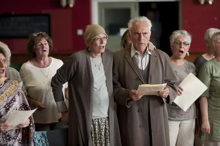 singing contest puts senior citizen choir on a high