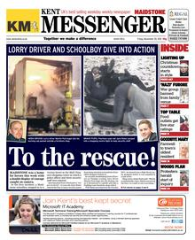 KM front page nov 30