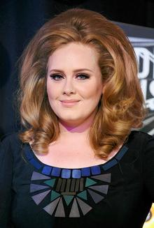 Adele. Picture: PA/PA Photos
