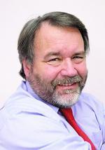 Medway Messenger political reporter Alan Watkins