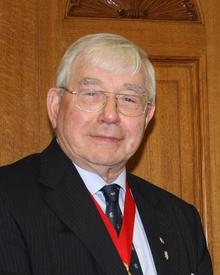 KCC chairman Cllr Bill Hayton