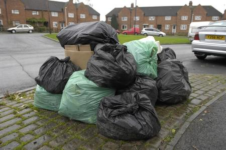 Bin bags in Ashford