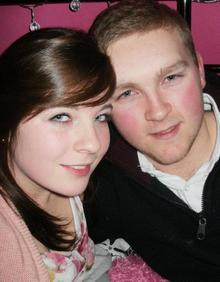 Amy Clark, 17, and boyfriend Rob Wiltshire, 20, who died after the Ford Fiesta they were travelling in hit a tree off the A20 at Charing