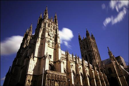 Monday 19/09/2011 - Canterbury Cathedral + filter. 10sec exposure with nd110 - Stewart Mckeown