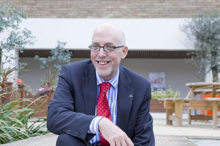 Canterbury Christ Church vice-chancellor Robin Baker