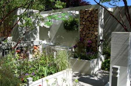 Jo Thompson's Thrive Garden at the Chelsea Flower Show