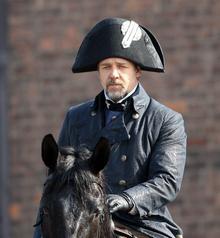 Russell Crowe plays Javert