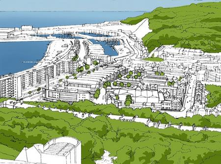 Dover development plan