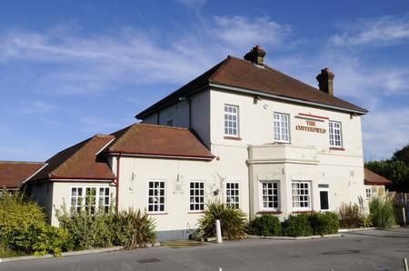 The Copperfield pub in Shorne