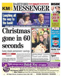 Dartford Messenger, Dec 13