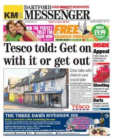 Dartford Messenger, Feb 21