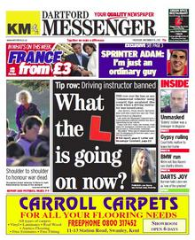 Dartford Messenger, Nov 15