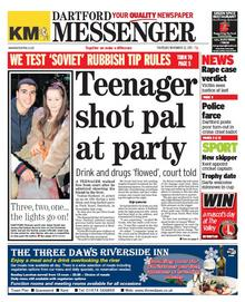Dartford Messenger, Nov 22