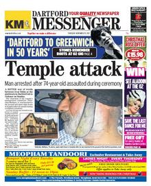 Dartford Messenger, Nov 29