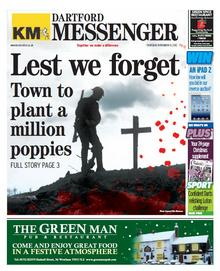 Dartford Messenger, Nov 8