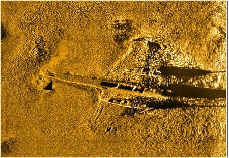 Dornier bomber found at the Goodwin Sands