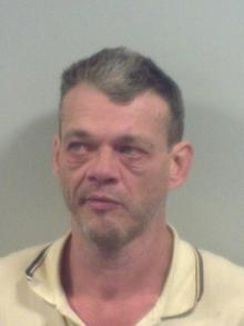 Douglas Brown, jailed for 30 months for burglary