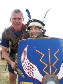 Children will get a taste of Roman life at Dover Castle