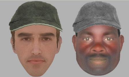 E-fits of men wanted in connection with child abduction