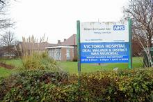 Virus at hospital