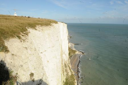The National Trust wants to buy this section of the White Cliffs of Dover