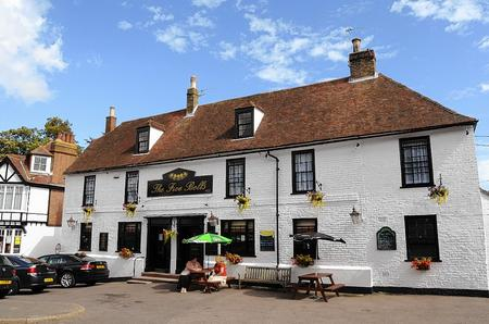The Five Bells, Eastry