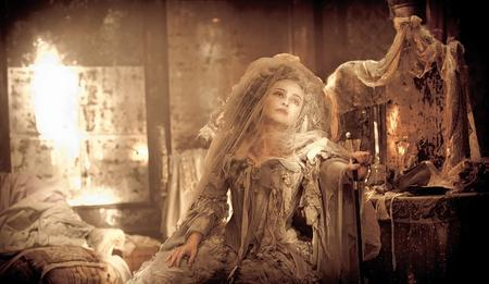 Helena Bonham Carter as Miss Havisham in Great Expectations