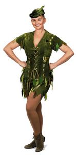 Jennifer Ellison as Peter Pan at Bromley's Churchill Theatre