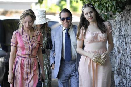 Peaches Geldof Marries Rocker Tom Cohen In Kent Village Of Davington