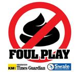 The Sheerness Times Guardian has launched the Foul Play campaign with Swale council