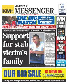 Medway Messenger, Friday, January 11