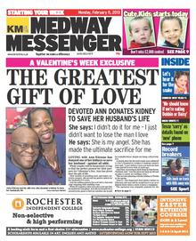 Medway Messenger, Monday, February 11