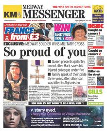 Medway Messenger, Friday, November 16