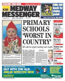 Medway Messenger, Monday, December 17