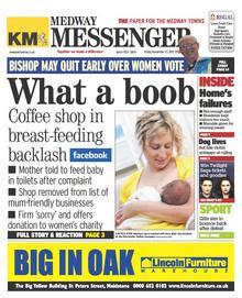 Medway Messenger, Friday, November 23