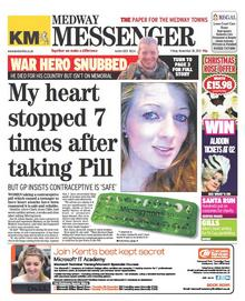 Medway Messenger, Friday. November 30