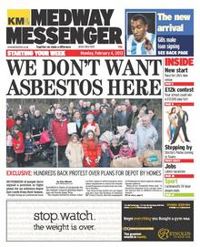 Medway Messenger, Monday February 4