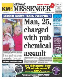 Medway Messenger, Friday, November 9